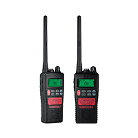 Entel HT544 Intrinsically Safe VHF Radio