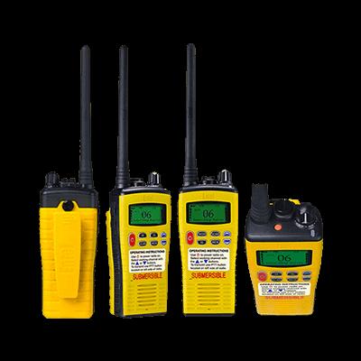 Entel HT649 GMDSS VHF Portable Radio 1