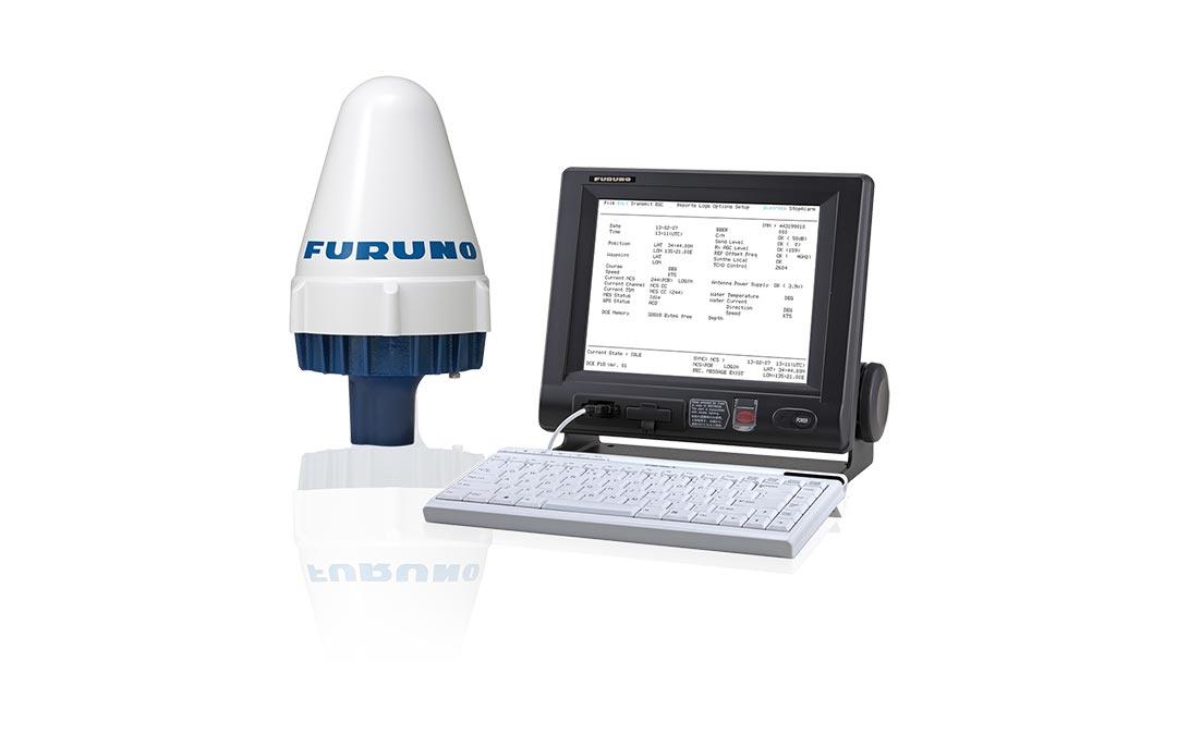 Furuno Felcom 18 Inmarsat C