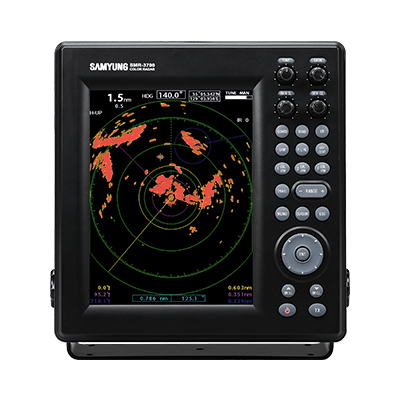 Samyung SMR-3700 Marine Radar 36NM 1
