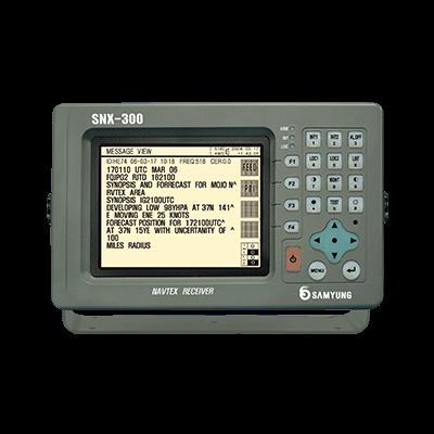 Samyung SNX-300 Navtex Receiver 1