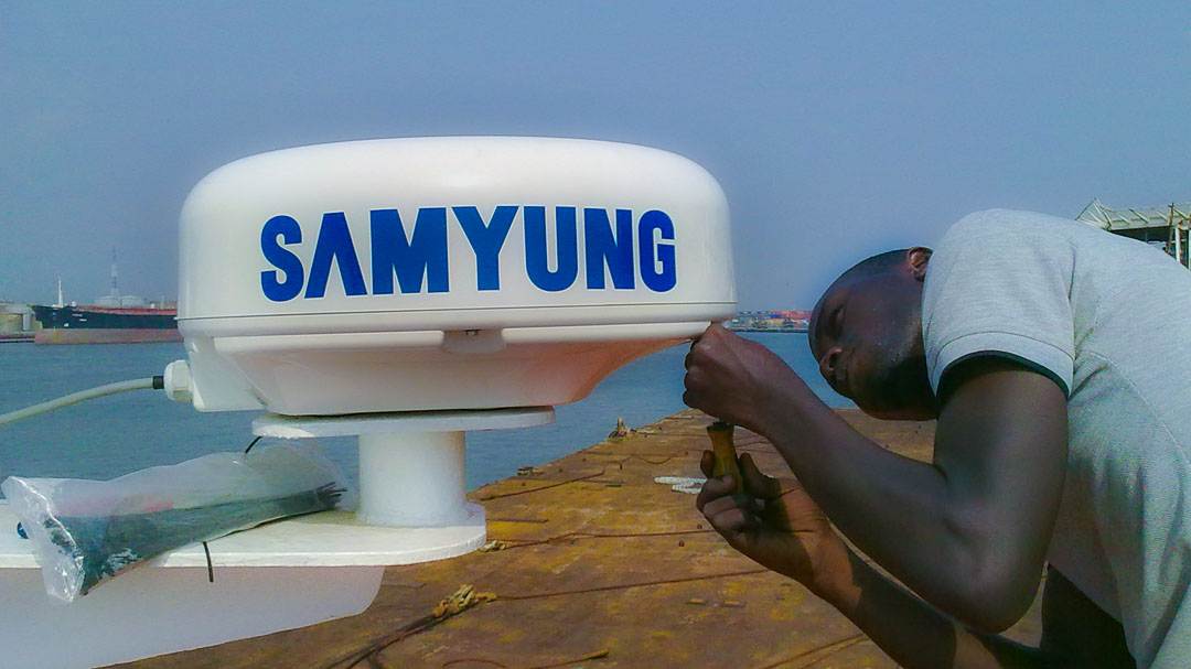 Samyung Radar SMR-3700 Antenna