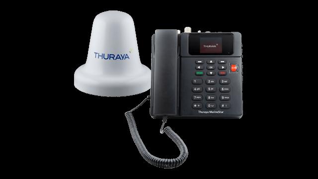 Thuraya Marinestar, Best Satellite Phone SMS and Email 60 Kbps 1
